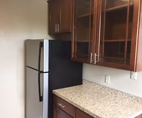 Kitchen, Madison Court Apartments