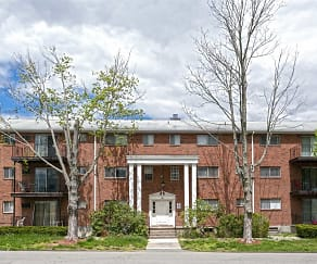 Building, Fernwood Apartments