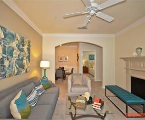 Living Room, Paces Park