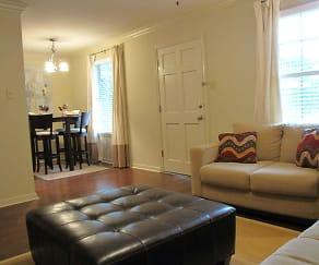 Living Room, The Quarters