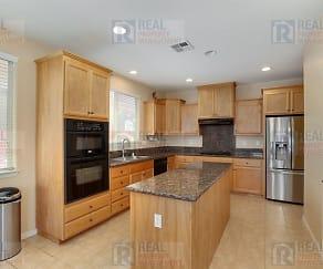Kitchen, 16968 Sierra Gold Trail