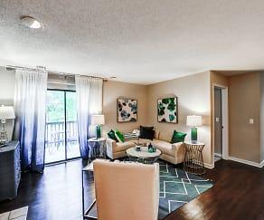 Living Room, Wilde Lake