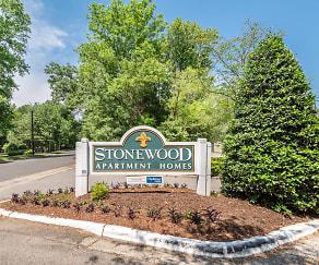 Community Signage, Stonewood