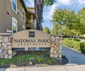 Community Signage, Natomas Park