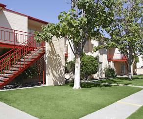 Building, Colony Garden Apartments