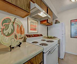 Kitchen, Cypress Pointe