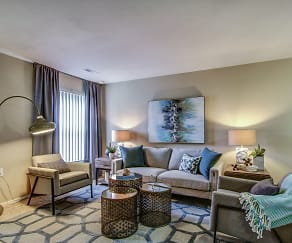 Living Room, The Park at Sagebrush Circle