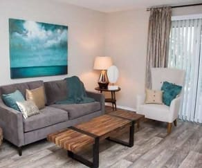 Living Room, Hartwell Pointe