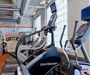 Fitness Weight Room, Ovaltine Court