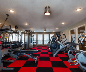 Fitness Weight Room, Twin Creek Village