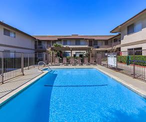 Pool, Singing Tree Apartment Homes