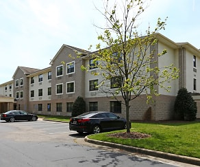 Building, Furnished Studio - Hampton - Coliseum