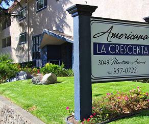 Americana La Crescenta, Tujunga, CA