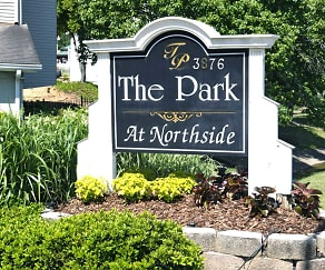 Community Signage, The Park At Northside Apartment Homes
