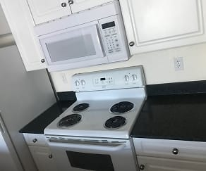 Kitchen, North Park Villa