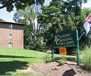 Community Signage, Kennedy Crossing