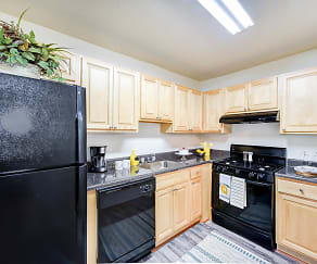 Kitchen, Ashton Heights