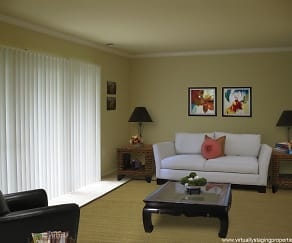 Living Room, Tamarron Apartments