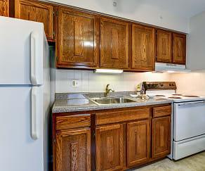 Kitchen, Glen Hollow