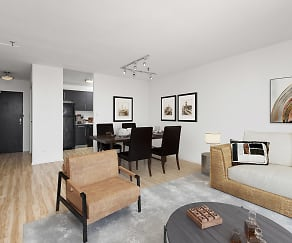 Living Room, 1120 N Lasalle