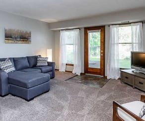 Living Room, Hayden Pointe
