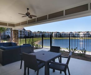 Patio / Deck, The Carlton at Bartram Park