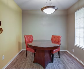 Dining Room, Sedona Apartments