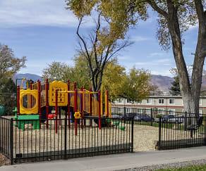 Playground, The Centre Apartments