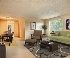 Living Room, Bridge Square