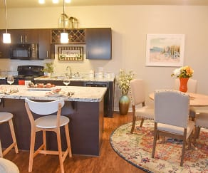 Kitchen, Springs at Port Charlotte