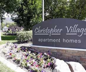 Community Signage, Christopher Village