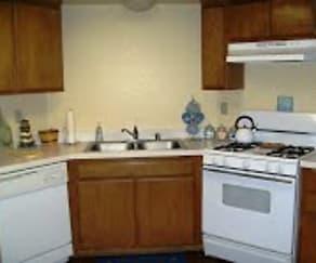 Kitchen, Rosamond Village