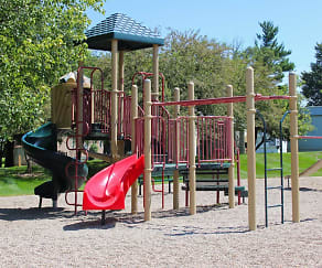 Playground, Sherman Oaks