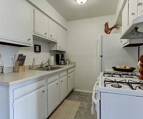 Kitchen, Lexington Manor