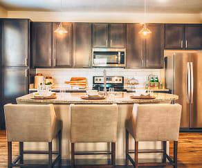 Kitchen, The Ironwood