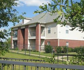Building, Sunrise Apartments-Covington