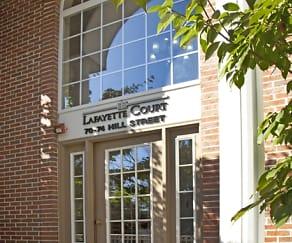 Building, Lafayette Court