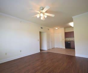 Living Room, Big Bass Resort