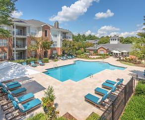 Pool, Presley Oaks