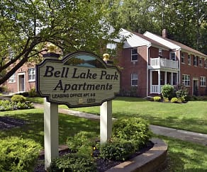 Building, Bell Lake Park Apartments