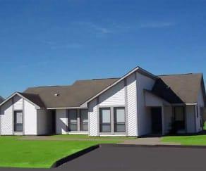 Building, Cooper's Ranch Apartments