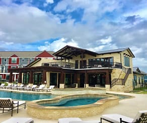 Pool, Camber Villas