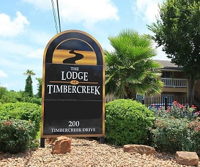 Community Signage, Lodge At Timbercreek