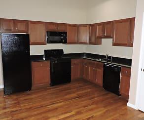 Kitchen, The Bindery