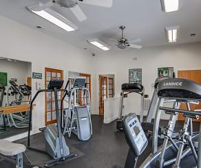 Fitness Weight Room, Bailey's Ridge