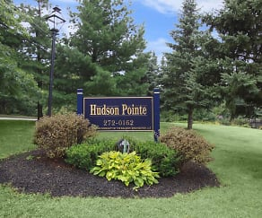 Community Signage, Hudson Pointe