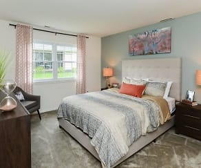 Bedroom, Forge Gate Apartment Homes