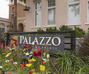 Community Signage, Palazzo at Campus Pointe