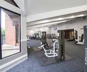 Fitness Weight Room, Renew on York