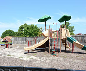 Playground, Waterside at Lynnhaven